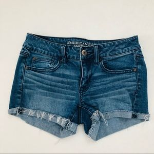 American Eagle Outfitters Stretch Shortie Sz 2
